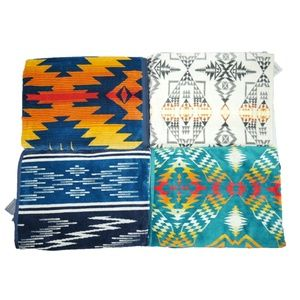 Set of 4 Pendleton Oversized Beach Spa Bath Towels